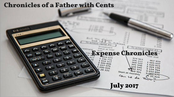 Chronicles of a Father with Cents (1)